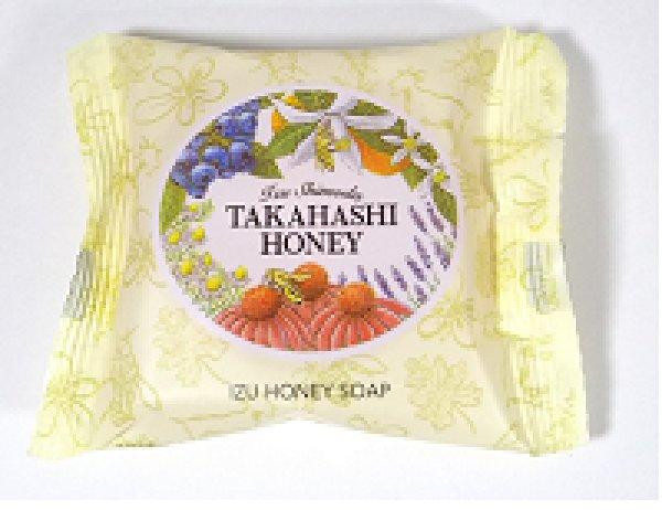 画像1: 高橋養蜂 IZU HONEY SOAP(小)30g (1)